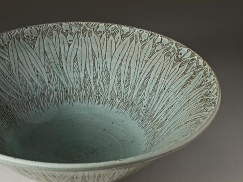 Barry Blight bowl detail