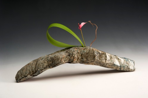 Louisa Hart Ikebana Vase