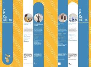 Chinese New Year Visual Arts brochure