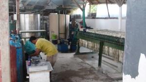 Filter press, pugmill, blungers