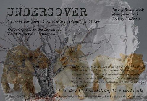 Undercover Exhibition