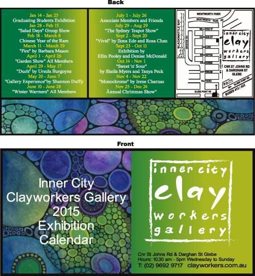 clay 2015 calendar