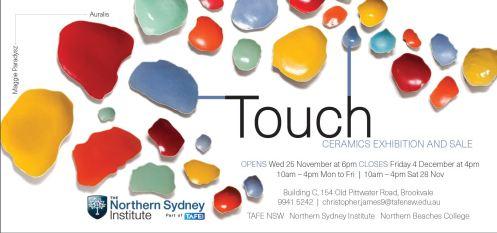 Touch invite
