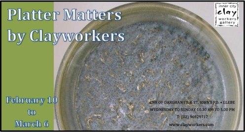 Platter Matters invite