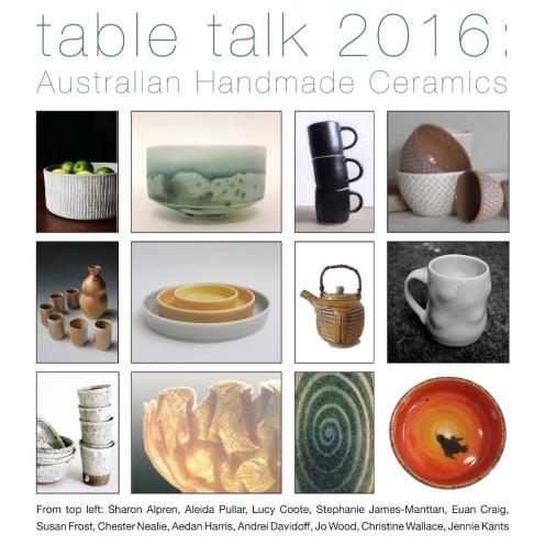 Table talk 2016