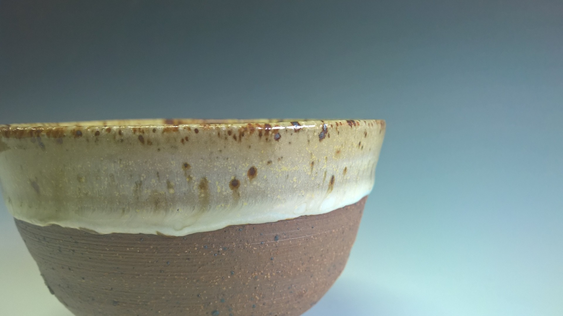 Storm In A Tea Bowl Processing A Found Clay Northern