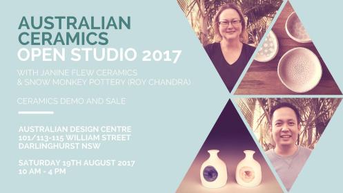 Janine open studio