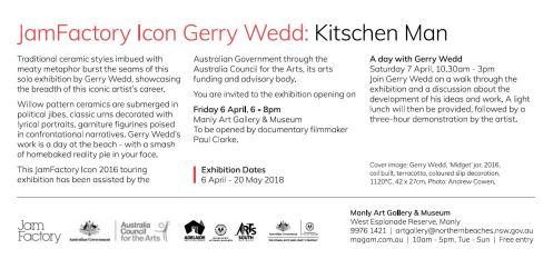 Gerry Wedd 2