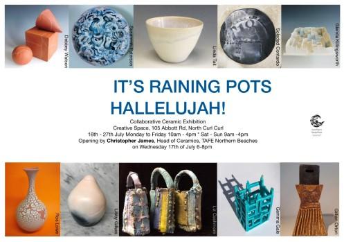 Its raining pots