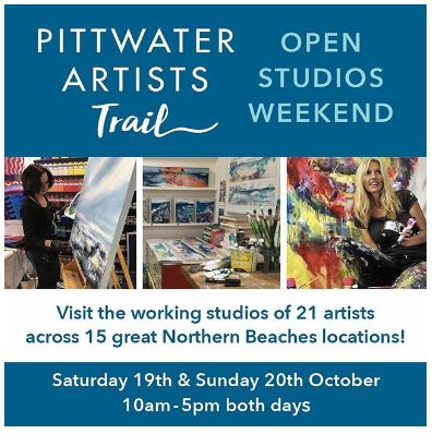 Pittwater artists trail 2019